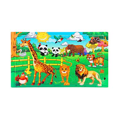 Holzpuzzle Bildungsspielsachen Sonne Tiere Holz Unisex Geschenk
