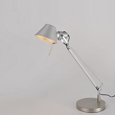 Modern / kortárs Lengő kar / Dekoratív Íróasztallámpa Kompatibilitás Alumínium 110-120 V / 220-240 V