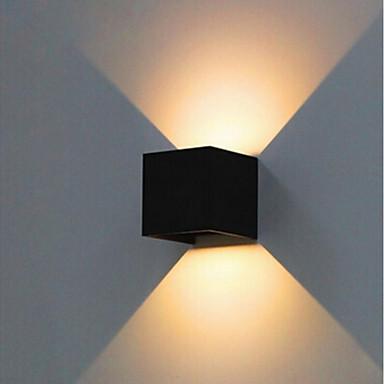 ONDENN 10 W LED projektorok Dekoratív Meleg fehér / Hideg fehér 85-265 V Otthoni / Szabadtéri / Nappali / ebédlő 2 LED gyöngyök