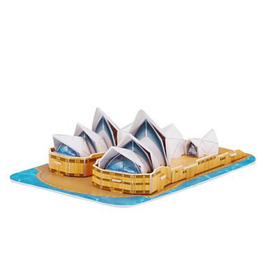 3D - Puzzle Holzpuzzle Papiermodel Bildungsspielsachen Tiere Hartkartonpapier Kinder Unisex Geschenk
