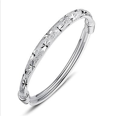Női Karperecek - Ezüst Bohém, Divat Karkötők Ezüst Kompatibilitás Esküvő / Születésnap