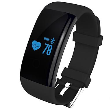 Smart-Armband iOS Android Touchscreen Herzschlagmonitor Wasserdicht Schrittzähler Wecker Schlaf-Tracker Information Licht und Bequem Sport