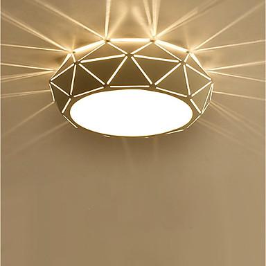 LED Chic & Modern Bulb Included Flush Mount Ambient Light For Bedroom Study Room/Office Kids Room Warm White White 110-120V 220-240V 264