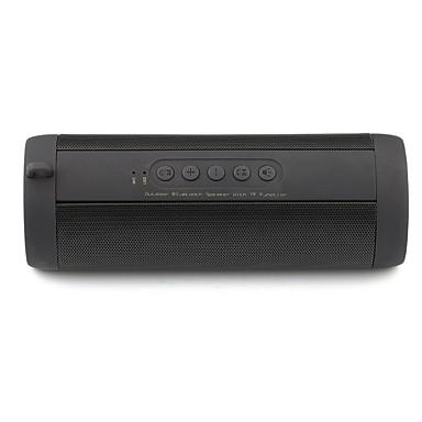Szabadtéri Mini stílus Bluetooth V3.0 3,5 mm Fekete