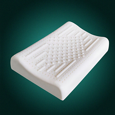 Comfortable-Superior Quality Natural Latex Pillow / Headrest / Bed Pillow Stretch Pillow Latex Polyester
