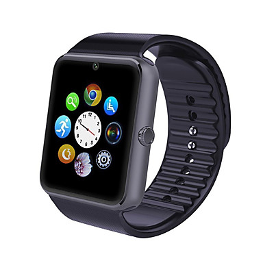 Smart Watch Touch Screen Calories Burned Compass Anti-lost Hands-Free Calls Camera Control Message Control Long Standby Sports Activity