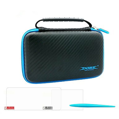 TYD-055B Táskák Kompatibilitás Nintendo DS / NIntendo 2DS ,  Táskák PU bőr 1 pcs egység
