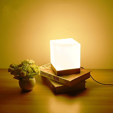 Artistic / Rustic / Modern / Contemporary Eye Protection / Creative / Decorative Table Lamp For Wood / Bamboo 220V