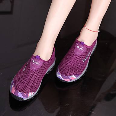 Automne Rouge Eté Violet et Chaussures Femme Chaussures D6148 06258360 Tendances Confort Chaussons Mocassins Bleu Tulle tTnwq7xqp