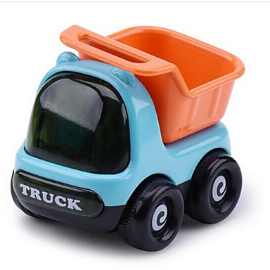 Játékautók Fejlesztő játék Felhúzós járművek Hátrahúzós autó Forwarder Repülőgép Autó tettetés Műanyagok Uniszex Gyermek Ajándék
