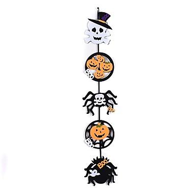 Ünnepi Dekoráció Házak / Ünneő / rémisztő Halloween szórakoztató Szabadság 1db / Mindszentek napja