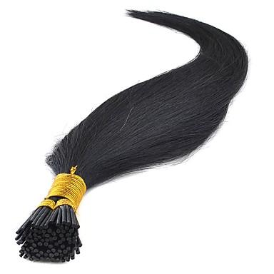 Fusion /I Tip Ludzkich włosów rozszerzeniach Wysoka jakość Klasyczny Damskie Codzienny