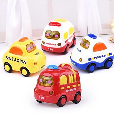 Toy Car / Educational Toy / Pull Back Car / Inertia Car Classic Car Plane / Aircraft / Car Plastics Unisex Kid's Gift