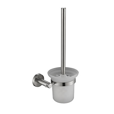 Toilet Brush Holder High Quality Stainless Steel 1 pc - Hotel bath