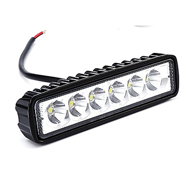 Car / Motorcycle / Truck Light Bulbs 18W High Performance LED 1800lm 6 Working Light For universal All Models All years