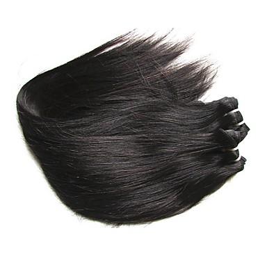 Brazil haj Egyenes Emberi haj Az emberi haj sző Emberi haj sző Human Hair Extensions