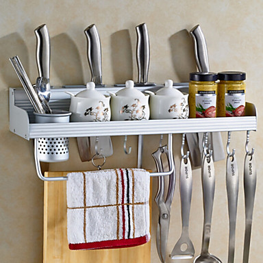 1pc Cookware Holders Stainless Steel Easy to Use Kitchen Organization