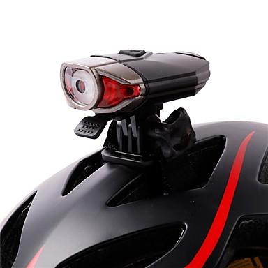 Kerékpár világítás biztonsági világítás Kerékpár első lámpa bike fény fények Világítás LED LED Kerékpározás Hordozható Professzionális