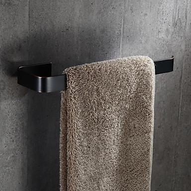 Towel Bar Antique Brass 1 pc - Hotel bath 1-Towel Bar