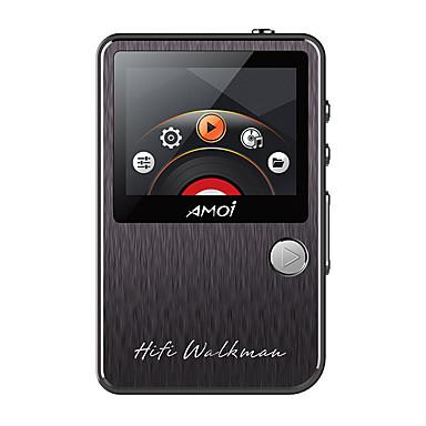 Hi-fiPlayer16 GB 3,5 mm Jack dugó TF kártya 128GBdigital music playerGomb