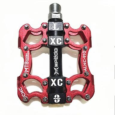Pedálok Szórakoztató biciklizés Kerékpározás / Kerékpár Több funkciós Biztonság Műanyagok Aluminum Alloy - Arany Fekete Piros Kék