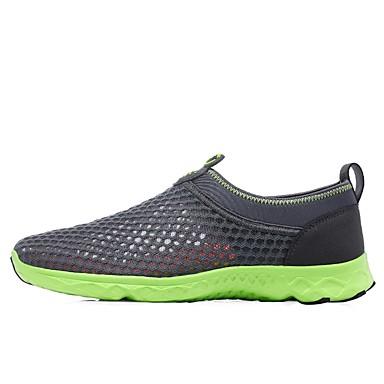 LEIBINDI Férfi Futócipők / Túracipők / Hétköznapi cipők PU / EVA Túrázás / Hegymászás / Szabadtéri Csúszásgátló, Viselhető, Rugalmas