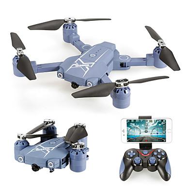 RC Drón HC629W 4CH 6 Tengelyes 2,4 G HD kamerával 0.3MP RC quadcopter Egygombos Visszaállítás / Auto-Felszállás / A Real-Time Filmanyag
