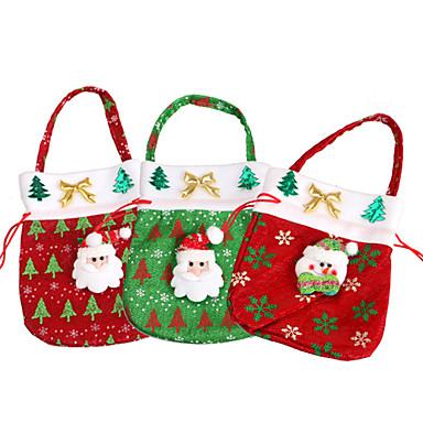 Ünnepi Dekoráció Ünneő Tároló táska / Díszítések Szabadság 1db / Christmas