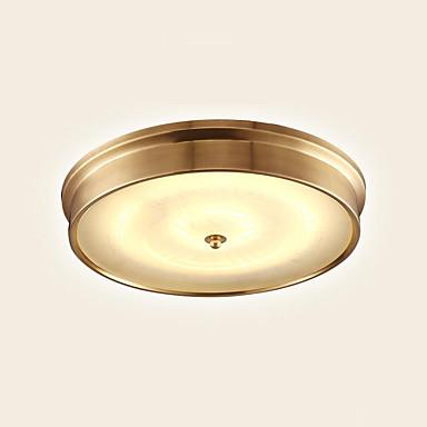 Flush Mount Downlight - Anti-Glare, Bulb Included, Eye Protection, 110-120V / 220-240V, Warm White / Cold White, LED Light Source Included / 5-10㎡ / LED Integrated