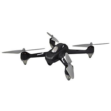 RC Drón Hubsan H501C 4 Csatorna HD kamerával 1080P RC quadcopter LED fények / Egygombos Visszaállítás / Headless Mode RC Quadcopter / Távirányító / Fényképezőgép / Kamerával