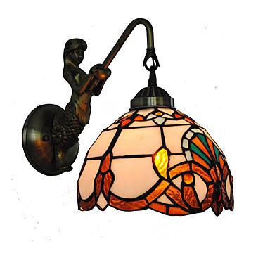 OYLYW Tiffany / Rusztikus / Antik Fali lámpák Fém falikar 110-120 V / 220-240 V 60 W / E26 / E27