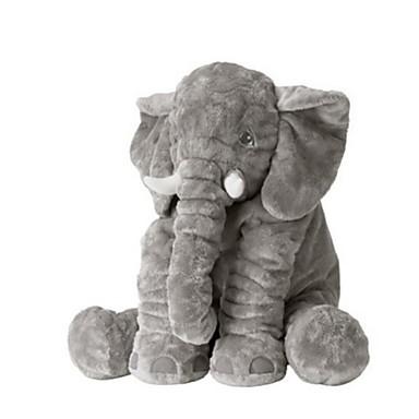 hesapli Oyuncaklar ve Oyunlar-Fil Minder Yastıklar Plyšáci Tatlı Sevimli Hayvan Tasarımı Genç Kız Oyuncaklar Hediye 1 pcs
