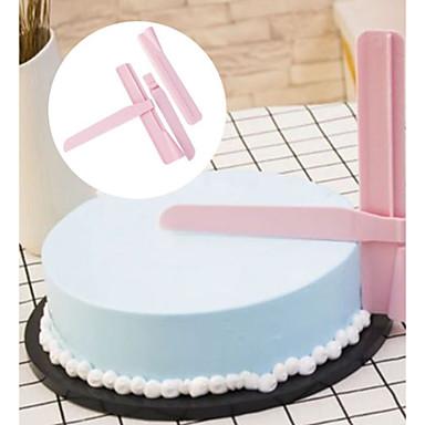 Bakeware eszközök Műanyagok Több funkciós / Kreatív Konyha Gadget Torta péksütemények kések 1db