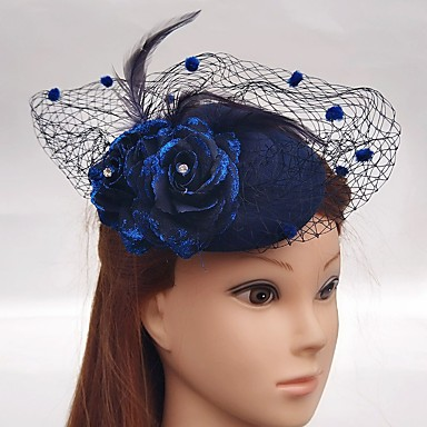 Net Fascinators Hats Birdcage Veils 1 Wedding Special Occasion Headpiece