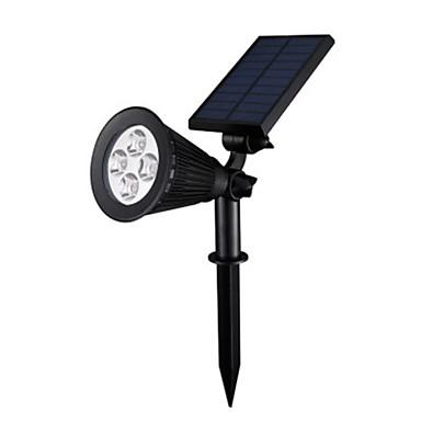 SPLV10 Solar Spotlight Home Courtyard Sensor Lights to Insert the Landscape Lights