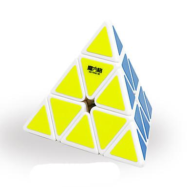 Rubikin kuutio QI YI pyraminx Tasainen nopeus Cube Rubikin kuutio Puzzle Cube Hauska Neliö Lahja Klassinen Unisex