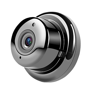 JOOAN® 720P HD IP Camera WiFi Video Monitoring Supports Two Way Audio and Remote Monitoring