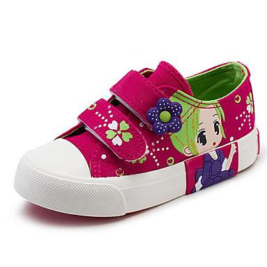 Κοριτσίστικα Παπούτσια Πανί Άνοιξη Φθινόπωρο Ανατομικό Αθλητικά Παπούτσια  για Causal Λευκό Σκούρο μπλε Ροδακινί Ροζ 6320861 2019 –  9.99 22a9413acc4