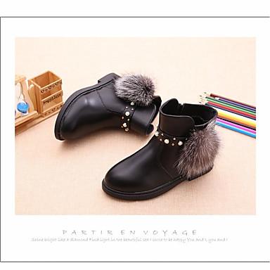 098d78b50e897 Fille Chaussures Laine synthétique Hiver Automne Bottes de neige Bottes  Bottine Demi Botte pour Décontracté