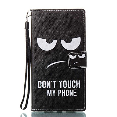 Case For Sony Card Holder Wallet with Stand Flip Magnetic Pattern Full Body Cases Cartoon Hard PU Leather for Sony Xperia L1 Sony