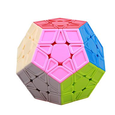 Rubik's Cube QIYI QIHENG S 156 Megaminx Smooth Speed Cube Magic Cube Puzzle Cube Professional Level Gift Unisex