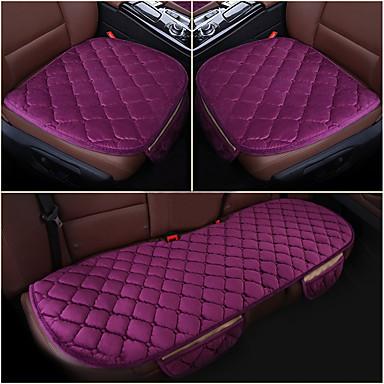 voordelige Auto-interieur accessoires-Auto-stoelkussens Zitkussens Beige / Grijs / Koffie Polyesteri Standaard Voor Universeel
