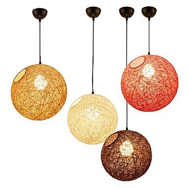 Függőlámpák Süllyesztett lámpa - Színes, 220-240 V / 100-120 V Az izzó tartozék / 5-10 ㎡