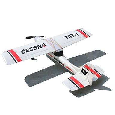 economico RC Airplanes-Aeroplano RC 747-1 6 Canali 2.4G KM / H Assemblaggio richiesto Elettrico con spazzola