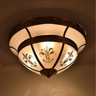 3 światła Podtynkowy Światło rozproszone - Styl MIni, 110-120V / 220-240V Nie zawiera żarówek / 15-20 ㎡ / E26 / E27