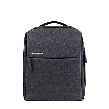 Polyester Solid Colored Backpacks 14