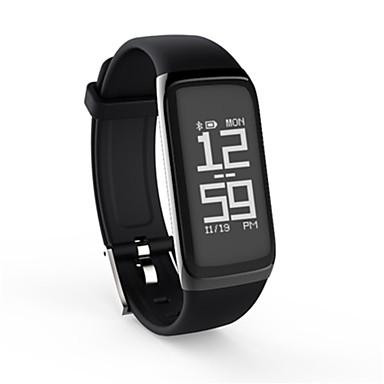 by21 smart band fitness tracker bluetooth ip67 wodoodporna tydzień zegar krok inteligentna bransoletka dla Androida ios telefonu