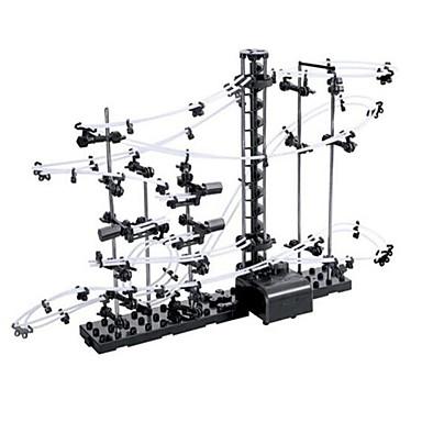 Spacerail 231-2 10000mm Vágány vasúti kocsi Pálya készletek Marble Track Sets Erector szett Épület készlet Coaster Toys Fejlesztő játék