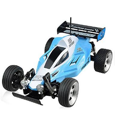 RC samochodów 545 4WD Wysoka prędkość Drift Car Samochód wyścigowy Samochód Terenowy * KM / H Pilot zdalnego sterowania Akumulator