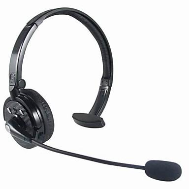 Opaska na głowę Bezprzewodowy / a Słuchawki Elektrostatyczny Plastikowy Rozrywka Słuchawka z mikrofonem Zestaw słuchawkowy